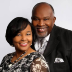 Pastor Julius Koonce and wife Tammy